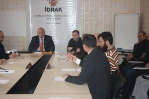 """Treninq """"Islam və açıq cəmiyyət"""" Aprel 2012"""
