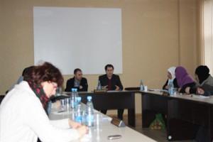 """Treninq """"Islam və incəsənət"""" Fevral 2013"""