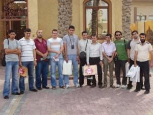 """Treniq """"KursiNoor"""",Oktyabr 2009 (Küveyt)"""