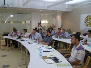 """Treninq """"Dinlərarası dialoq"""" Iyul 2010, Doha, Qatar"""